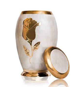 Rose Adult Cremation Urn