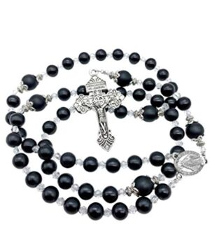 Agate Beads Rosary