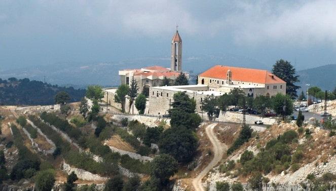 Saint Charbel , Monastery of St. Maroun