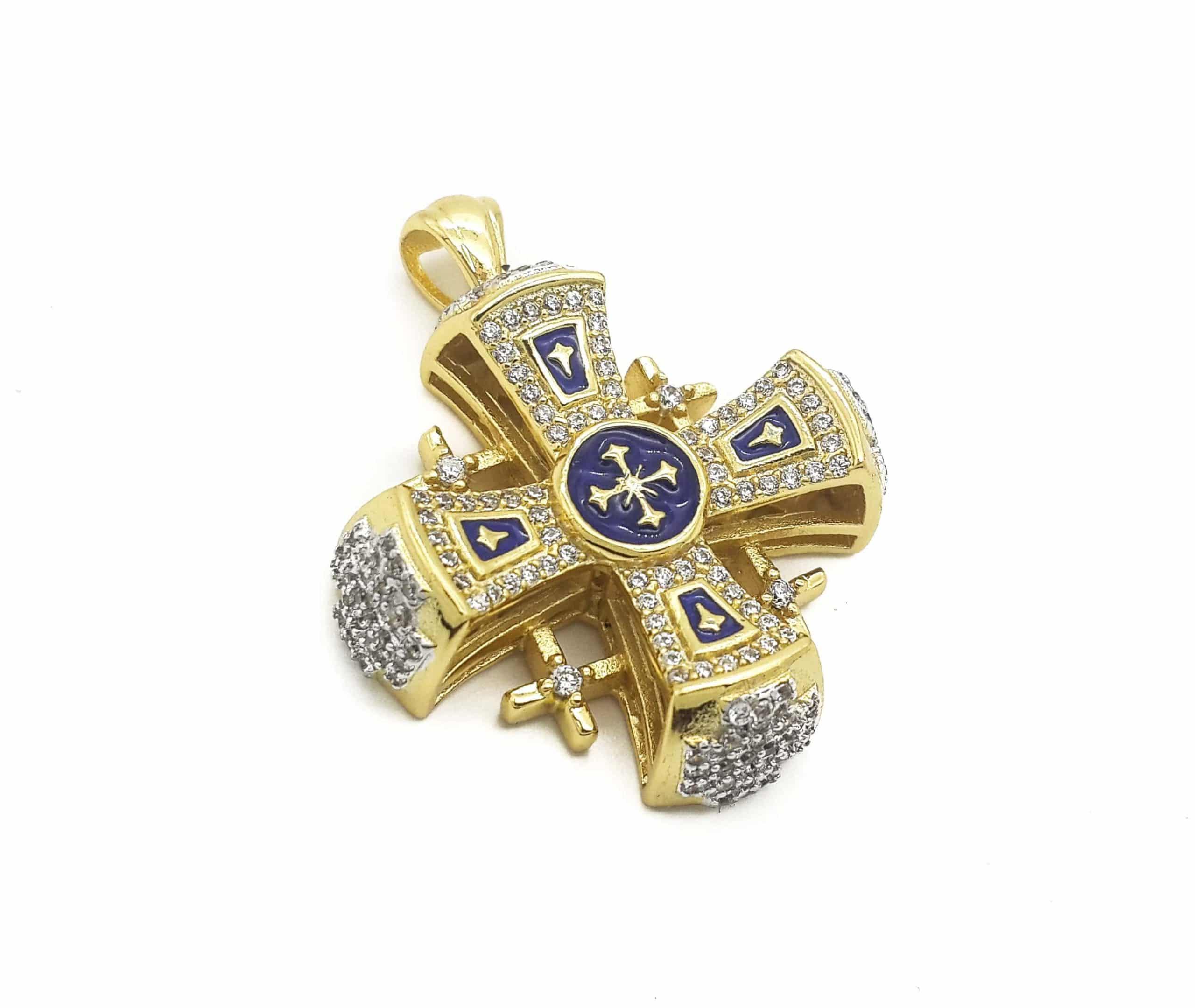 Jerusalem Crosses